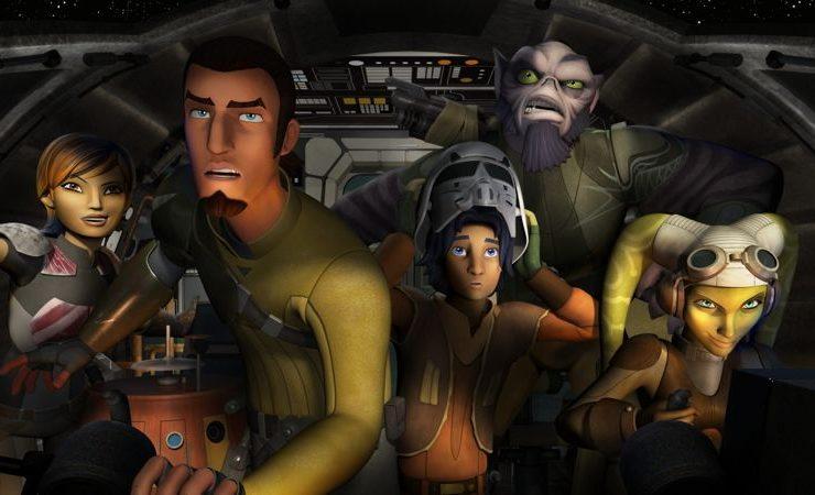 Star Wars Rebels Disney XD