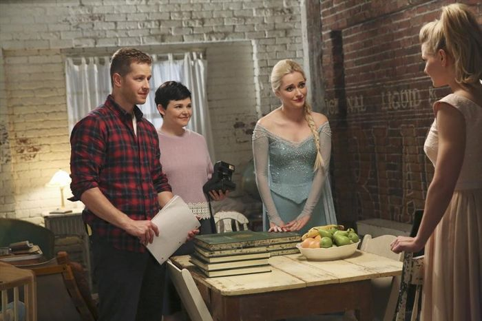 JOSH DALLAS, GINNIFER GOODWIN, GEORGINA HAIG, JENNIFER MORRISON