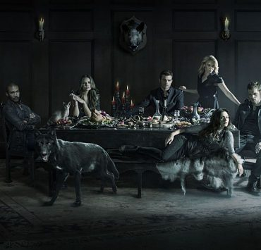 THE ORIGINALS Charles Michael Davis as Marcel, Danielle Campbell as Davina, Daniel Gillies as Elijah, Leah Pipes as Cami, Phoebe Tonkin as Hayley and Joseph Morgan as Klaus