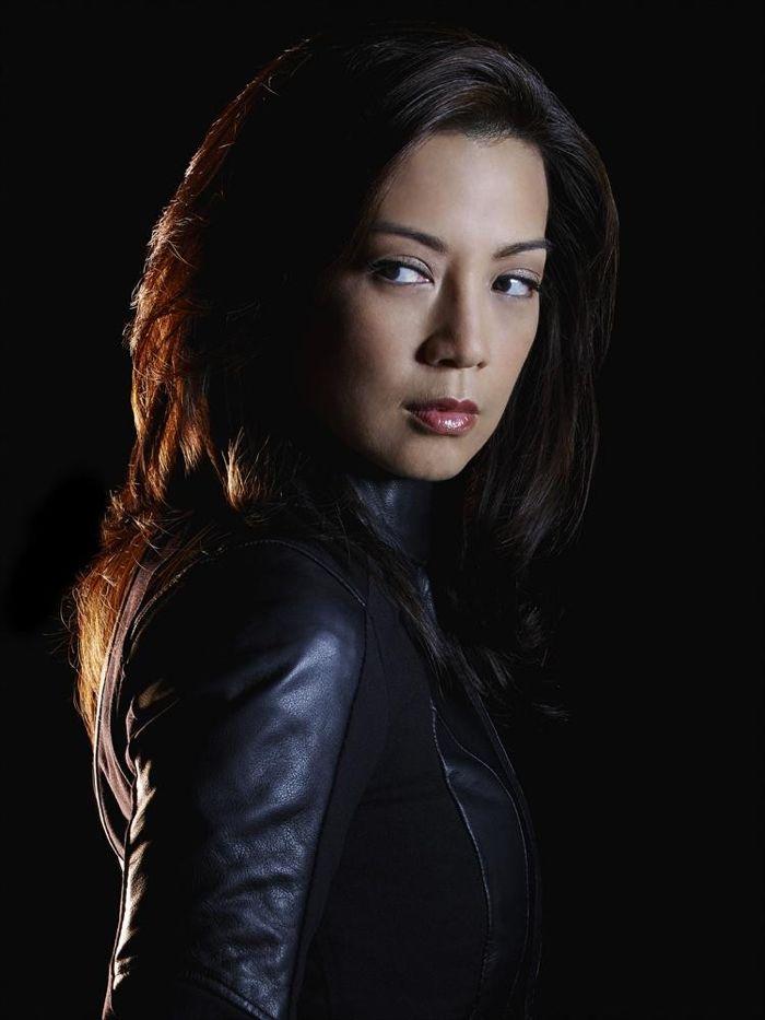 """""""Marvel's Agents of S.H.I.E.L.D."""" stars Ming-Na Wen as Agent Melinda May"""