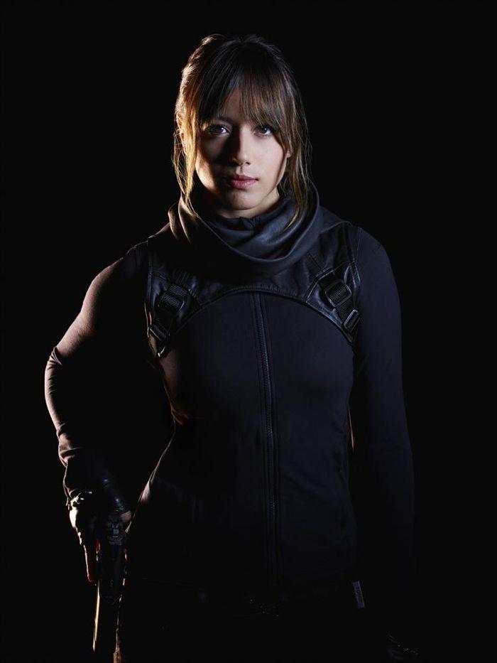 """ABC's """"Marvel's Agents of S.H.I.E.L.D."""" stars Chloe Bennet as Skye"""