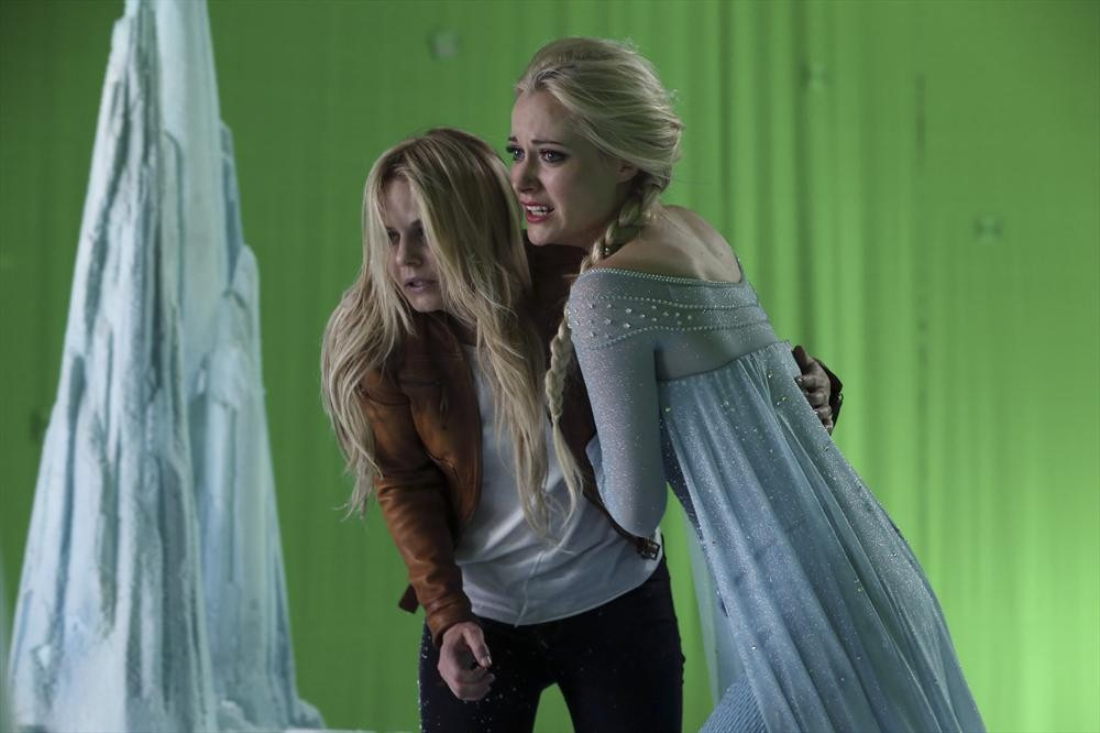 ONCE UPON A TIME Review Season 4 Episode 2 White Out