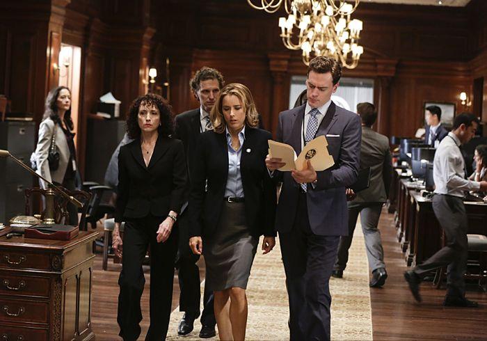 Madam Secretary 1x03 2