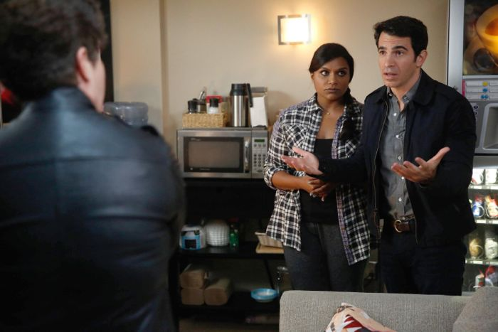 The Mindy Project 3x05 3