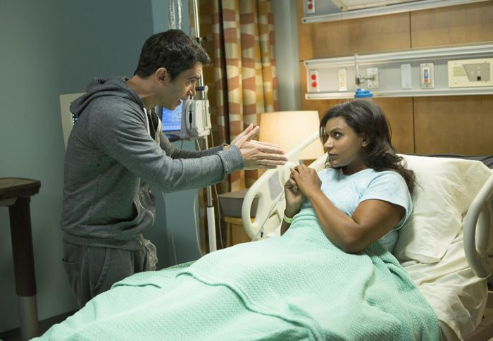 The Mindy Project 3x04 8