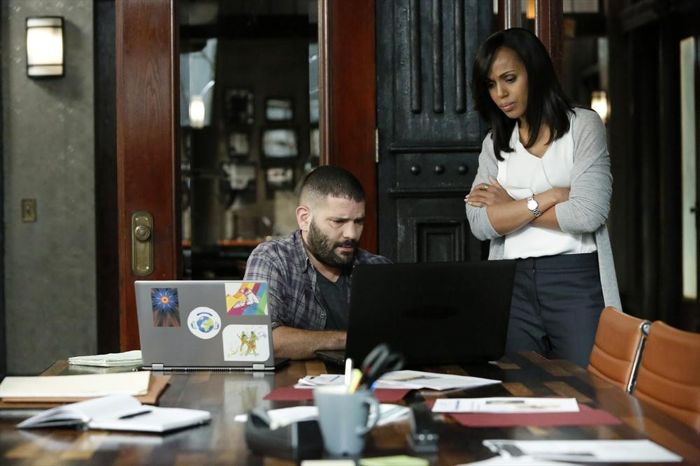 GUILLERMO DIAZ, KERRY WASHINGTON