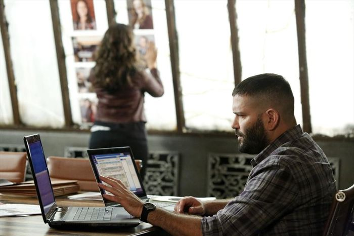 KATIE LOWES, GUILLERMO DIAZ