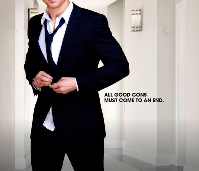 White Collar Matt Bomer Poster 3