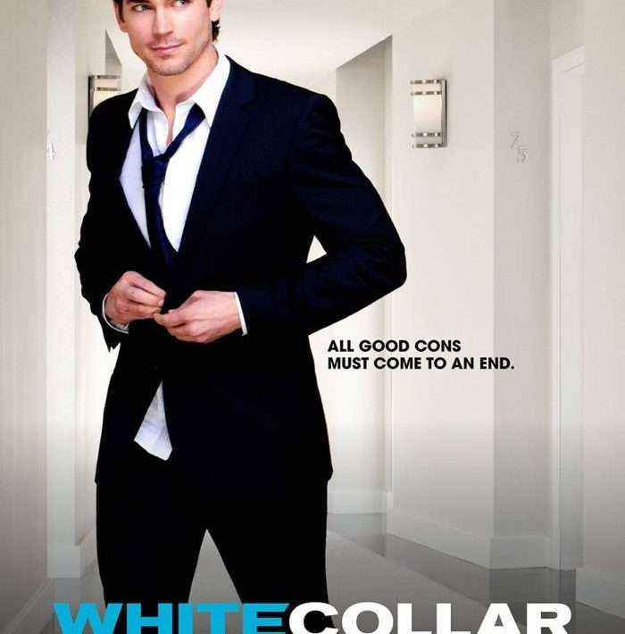 White Collar Matt Bomer Poster 3
