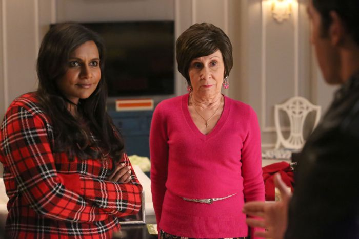The Mindy Project 3x09 01