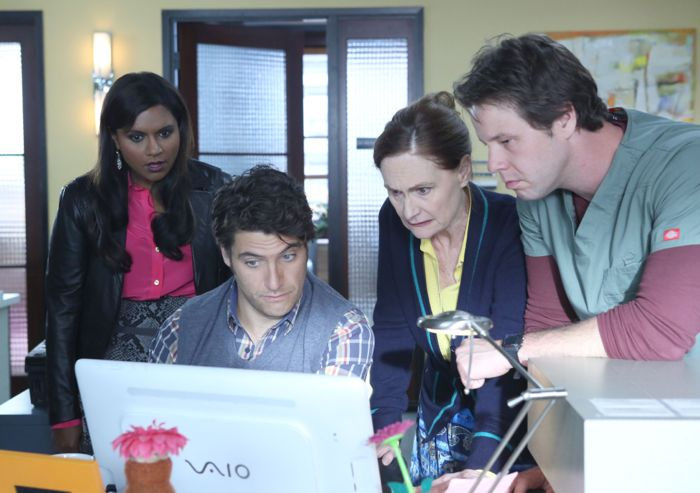 The Mindy Project 3x09 07