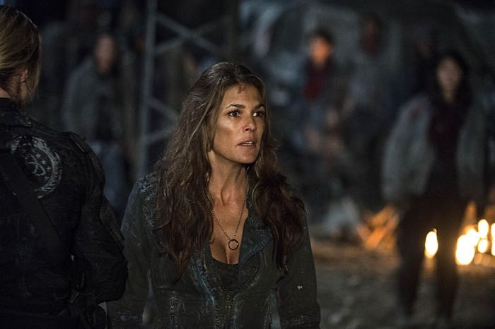 Paige Turco as Abby The 100 Human Trials