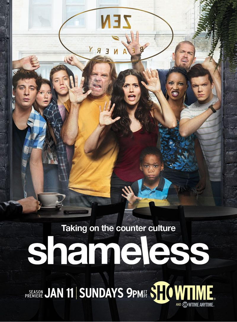 Shameless Season 5 Poster