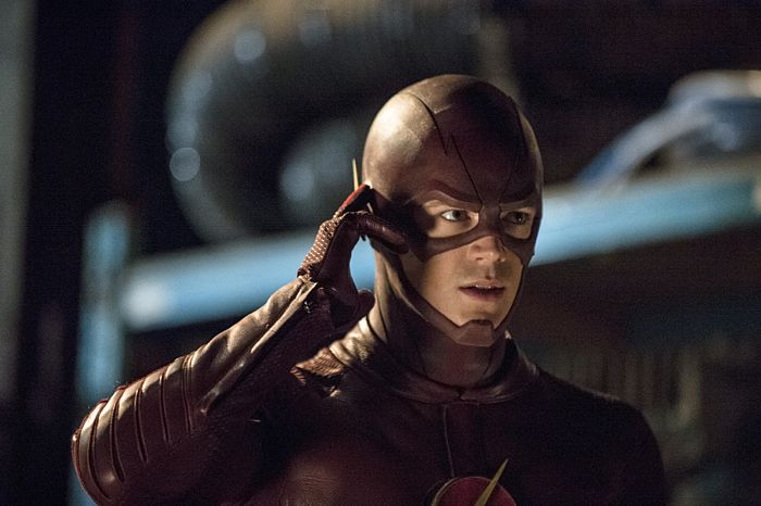 THE FLASH Season 1 Episode 6 Promo The Flash Is Born