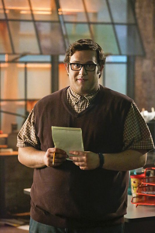 Ari Stidham as Sylvester Dodd Scorpion Rogue Element