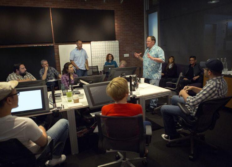 Director John Lasseter Toy Story 4 Disney Pixar