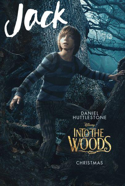 Into The Woods Jack Daniel Huttlestone