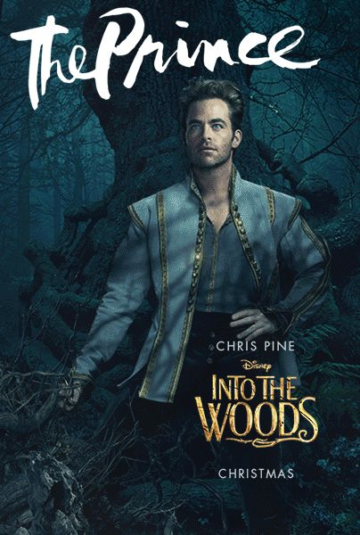 Into The Woods The Prince Chris Pine