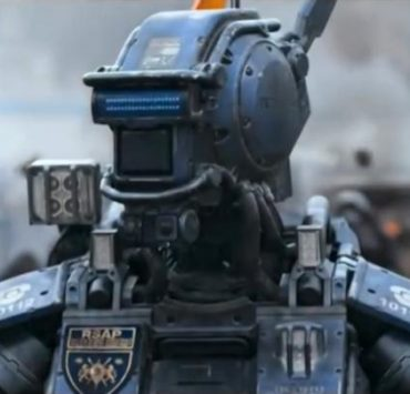 Chappie Movie Trailer