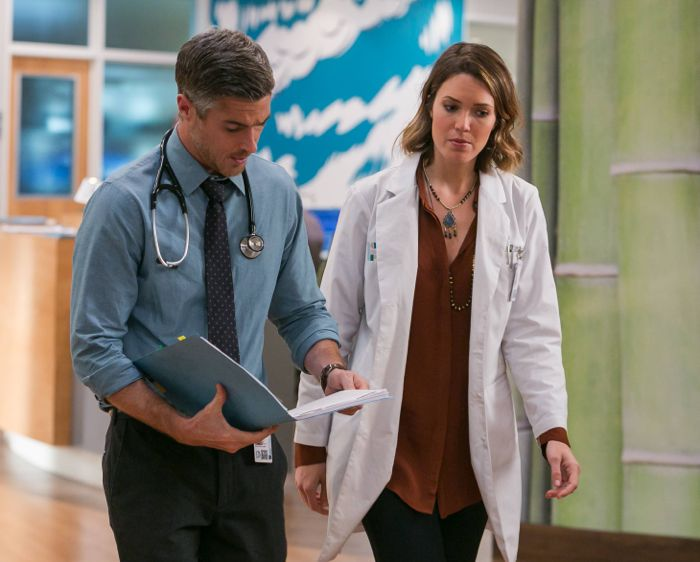 Red Band Society 1x06 2