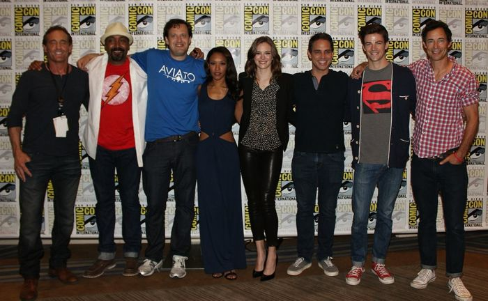 The Flash | 2014 San Diego Comic-Con | Photo Credit : Jennifer Schadel