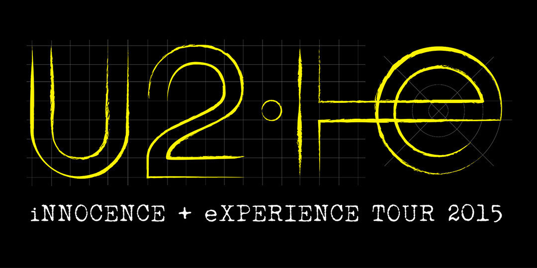 Live Nation U2 iNNOCENCE eXPERIENCE Logo