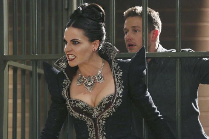 LANA PARRILLA, JOSH DALLAS