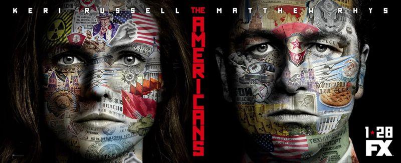 The Americans Season 3 Poster FX Keyart