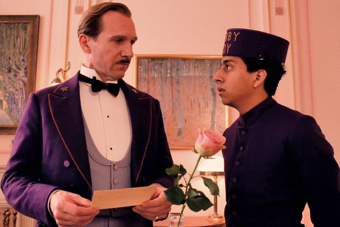 THE GRAND BUDAPEST HOTEL - 2014 FILM STILL - Photo Credit: Fox Searchlight