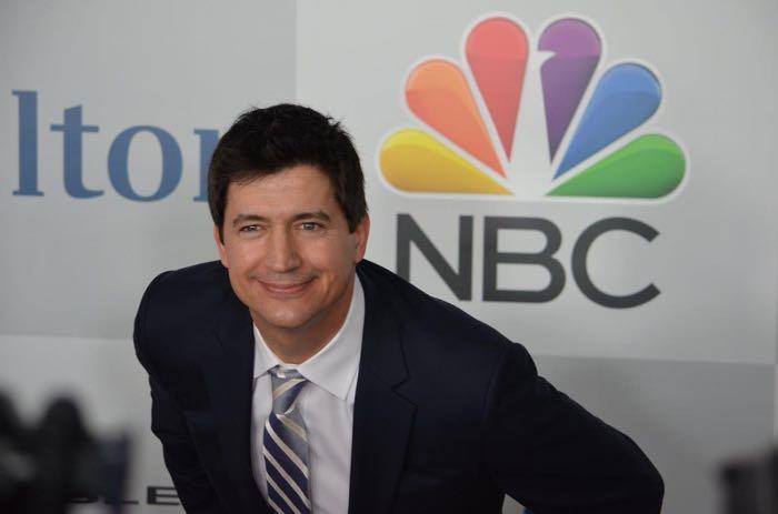 Ken Marino   Golden Globes 2015   Photo : Genevieve Collins