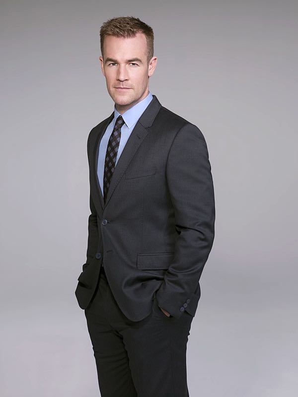 James Van Der Beek as Agent Elijah Mundo on the CBS drama CSI: CYBER