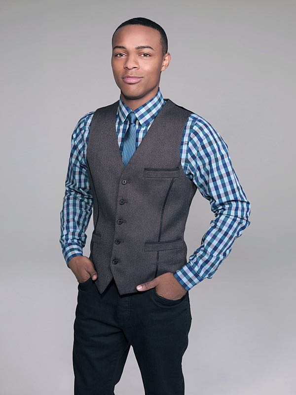 Shad Moss as Brody Nelson on the CBS drama CSI: CYBER