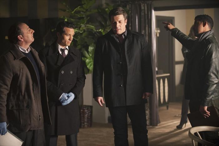ARYE GROSS, SEAMUS DEVER, NATHAN FILLION, JON HUERTAS