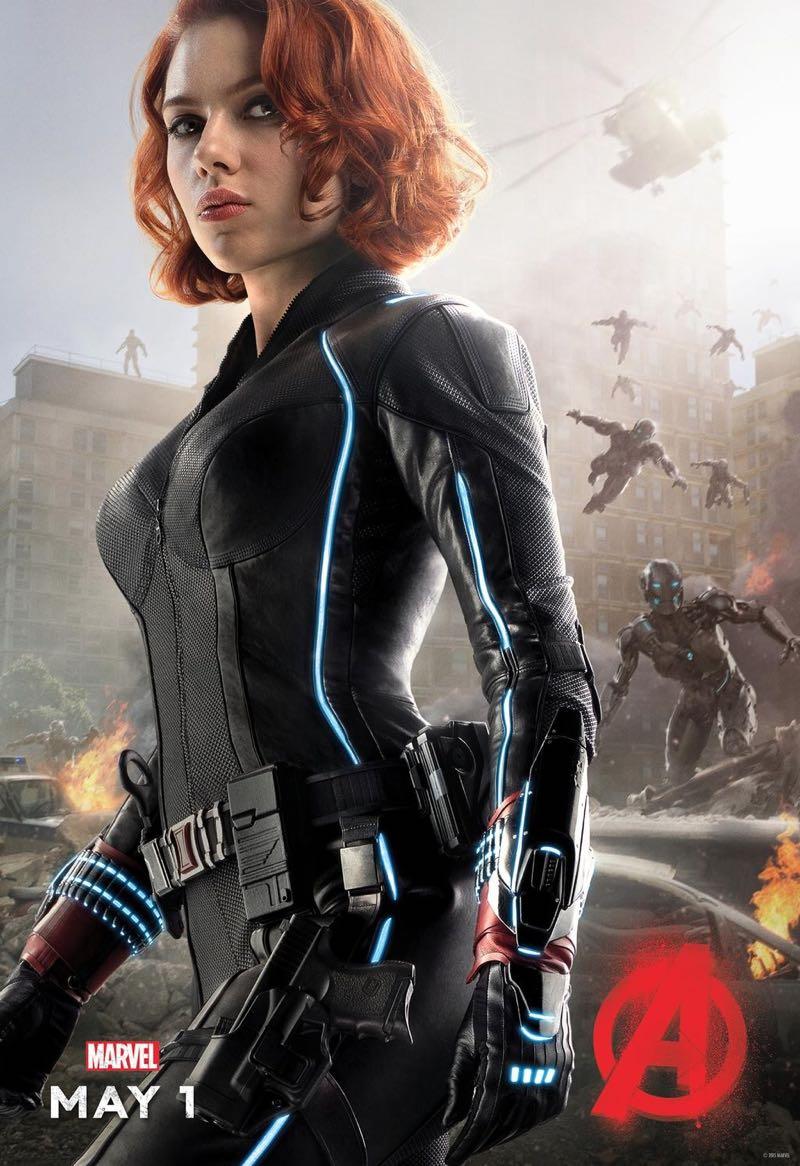 the-avengers-age-of-ultron-black-widow-poster-Scarlett-Johansson