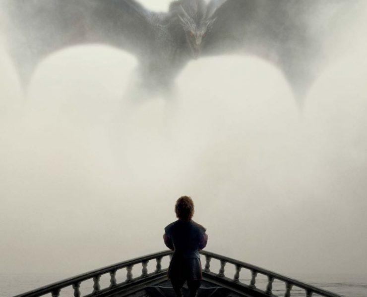 Game Of Thrones Season 5 Key Art Poster