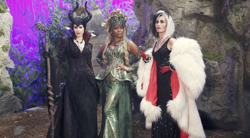 Once Upon A Time Queens Of Darkness