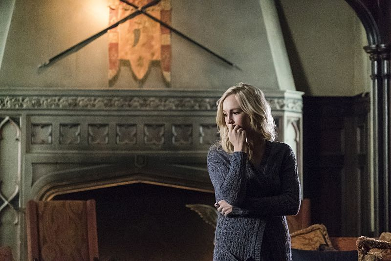 """The Vampire Diaries """"Let Her Go"""" Candice Accola as Caroline"""