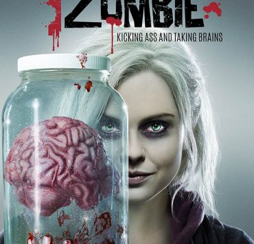 iZOMBIE Key Art Poster