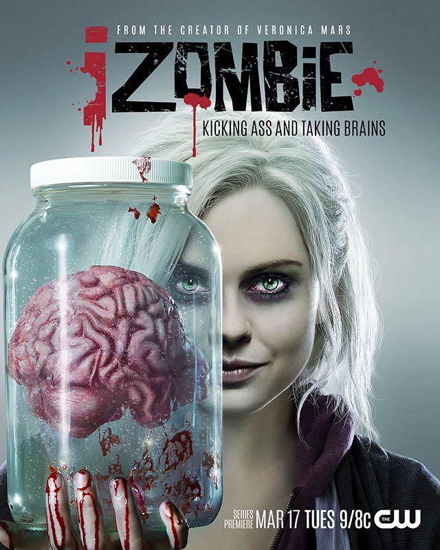 iZOMBIE Key Art Poster
