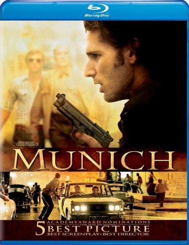 Munich Blu-ray Cover