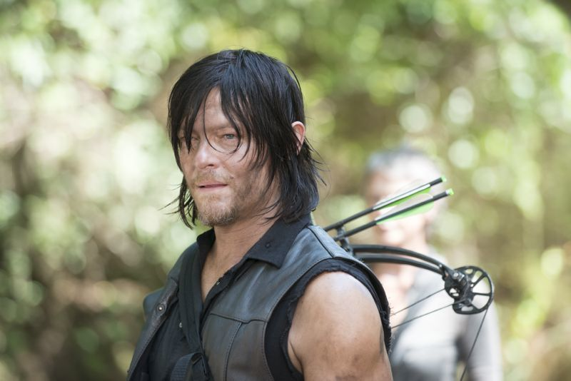 THE WALKING DEAD Season 5 Episode 10 Photos Them : Norman Reedus as Daryl Dixon