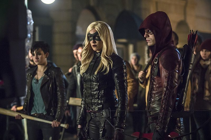 ARROW Recap Season 3 Episode 12 Uprising