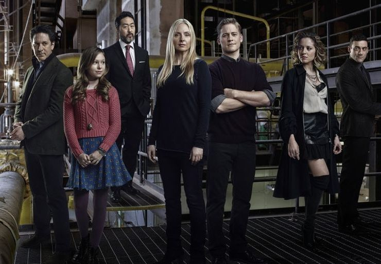 Allegiance Cast Season 1 NBC