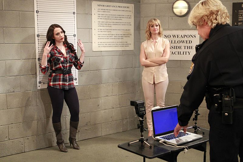 2 Broke Girls s04e11 2