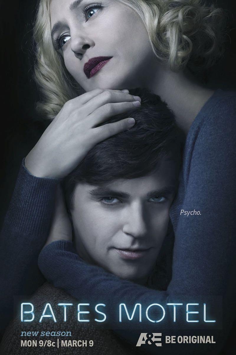 BATES MOTEL Season 3 Poster