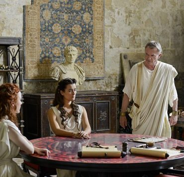 The Dovekeepers CBS