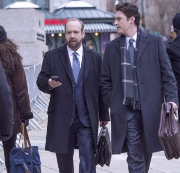 Paul Giamatti as Chuck Rhoades Billions