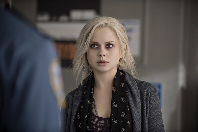 "iZombie Rose McIver as Olivia ""Liv"" Moore"