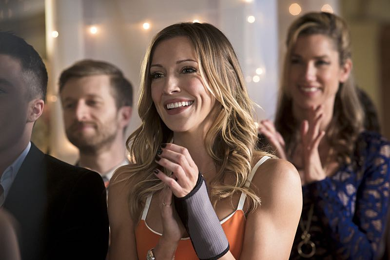 "Arrow -- ""Suicidal Tendencies"" -- Image AR317A_0240b -- Pictured: Katie Cassidy as Laurel Lance -- Photo: Katie Yu/The CW -- © 2015 The CW Network, LLC. All Rights Reserved."