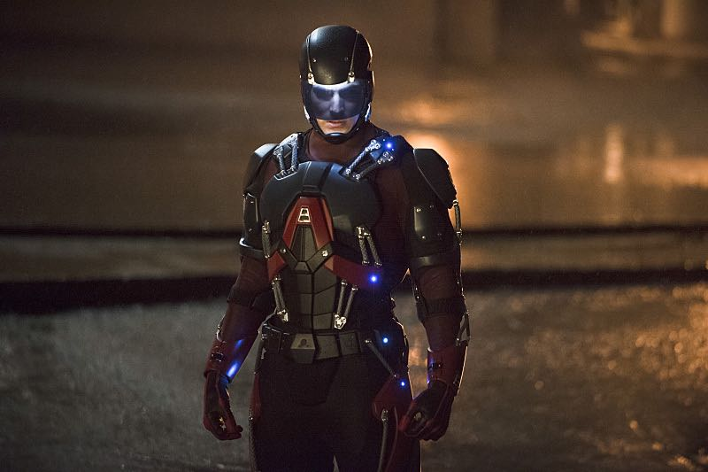 "Arrow -- ""Suicidal Tendencies"" -- Image AR317B_0287b -- Pictured: Brandon Routh as Ray Palmer / The Atom -- Photo: Cate Cameron/The CW -- © 2015 The CW Network, LLC. All Rights Reserved."